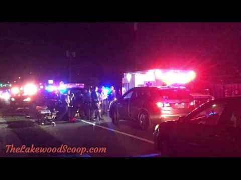 Pedestrian struck and killed on County Line Rd