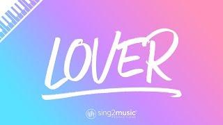 Lover (Piano Karaoke) Taylor Swift