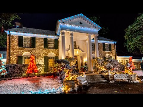 Christmas At Graceland Hallmark.Behind The Scenes Christmas At Graceland Hallmark Channel