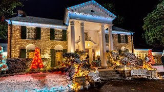 Behind the Scenes - Christmas at Graceland - Hallmark Channel