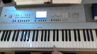 "*TUTORIAL* Fairy Tail OST 5 - ""Main Theme 2014"" - Piano"