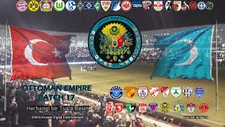 Patch Ottoman Empire PES 2017 PC DOWNLOAD