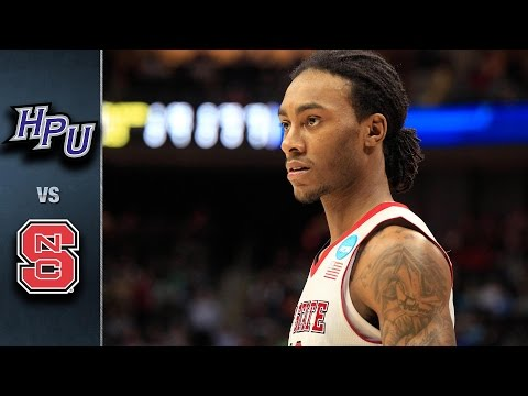 NC State vs. High Point Basketball Highlights (2015-16)