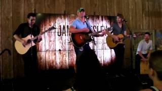 "James Wesley performs ""Running"" at CMA Fest 2014 Nashville, TN - 06/07/2014"