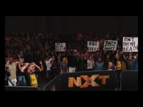 WWE 2K19 rising stars dlc dakota kai gameplay and victory  