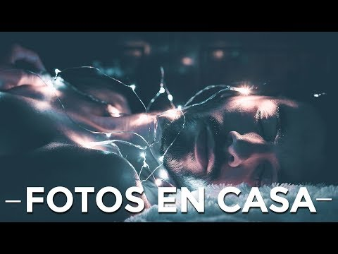 COMO HACER BUENAS FOTOS EN CASA