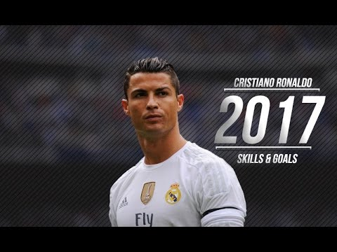Cristiano ronaldo skills goals 2017 2016 17 youtube for Peinado cristiano ronaldo 2017