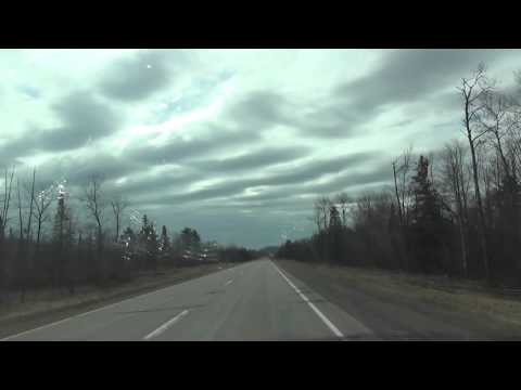 Duluth, MN to Madison, WI - US Highway 53 and Interstate 94 (slow)