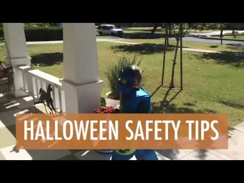 Halloween Safety Tips from Mesa Police Department