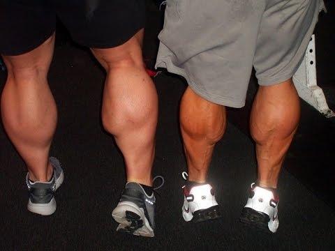 ejercicios para engrosar pantorrillas