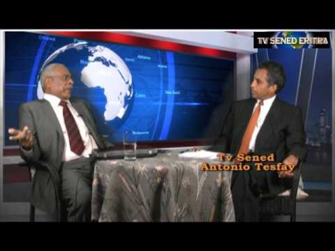 Eritrean Tv Sened Eritra 5 March 2017 Interview Mr. Mesfin Hagos Continue up Part I
