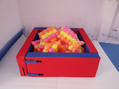 ball-pool-with-500-colour-balls-uses-occupational-therapy-&-play-school-(hcd333)
