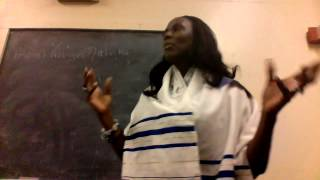 The Prophetic Voice of  the Hebrew Language