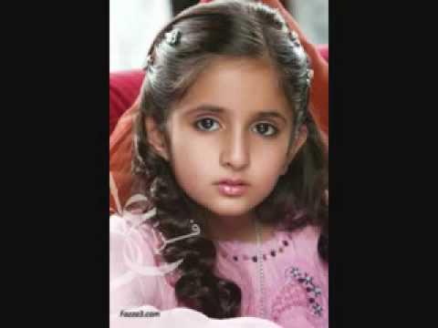 Prince and Princess of dubai (Daughters of Sheik Muhammad - Dubai)   Soo  cute