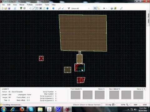 Doom WAD editing | How to make custom floor,wall, and sky textures