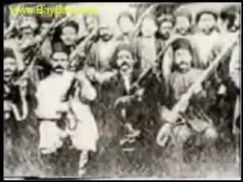 South Azerbaijan Republic Music - (Cənubi Azərbaycan Savunma Marşı) (1324-25) (1945-46)