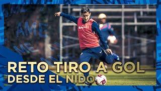 Reto Tiro a Gol desde el Nido de Coapa | Club América