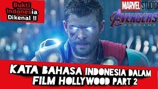 Kata bahasa Indonesia dalam film Hollywood part 2