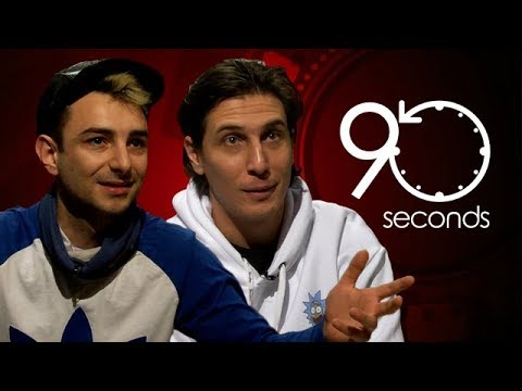 90 SECONDS w/ Tino i Atanas
