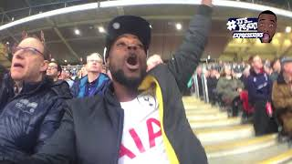 Tottenham (1) vs Man City (3) EXPRESSIONS FAN EXPERIENCE | WHAT HAPPENED??
