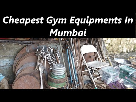 Gym Weights In Govandi || Cheapest Gym Equiptment || Weights For Home Gym