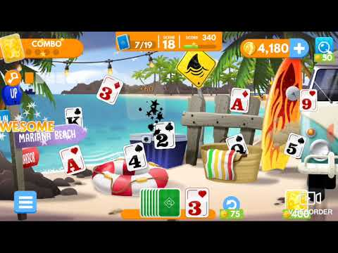 Solitaire  Mystery  Hearts  By the Sea |