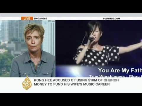Singapore pastor charged in $19m fraud case