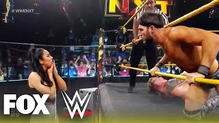 Johnny Gargano and Dexter Lumis battle in Love Her or Lose Her Match   NXT   WWE ON FOX