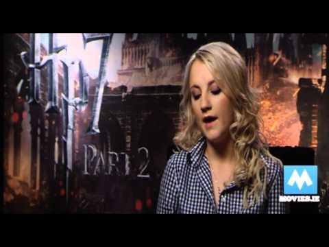 Final Harry Potter interviews - Luna Lovegood (Evanna Lynch) - Deathly Hallows Part 2
