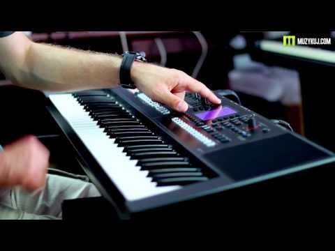 Roland E-A7- Test - Muzykuj com : Testy instrumentów klawiszowych
