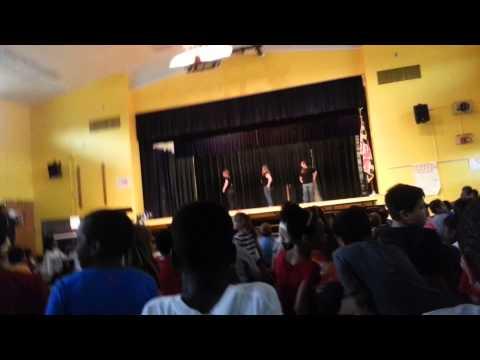 North Glen elementary school talent show 2014