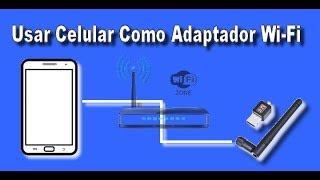 Como Transforma Celular em Antena Wi-Fi - Sem APP [TUTORIAL]