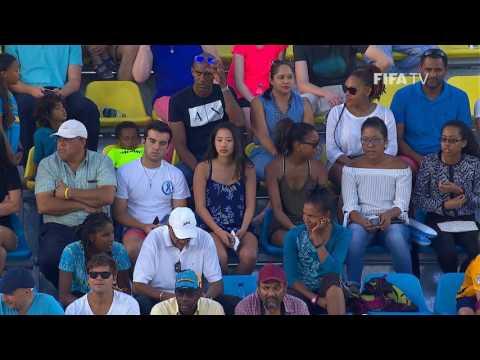 Match 3: Nigeria v Italy - FIFA Beach Soccer World Cup 2017