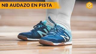 New Balance Audazo ¿Es una BUENA zapatilla de FUTSAL? · Análisis completo
