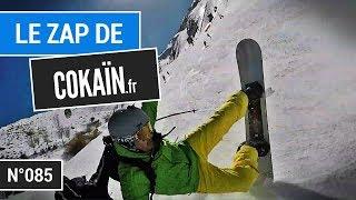 Le Zap de Cokaïn.fr n°085