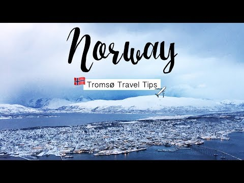 Tromsø, Norway Travel Tips | Travel on a Budget