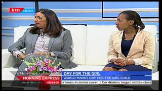 Morning Express: International day of the Girl child; world marks special day, 11/10/16