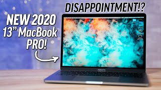 New 2020 MacBook Pro - Why Apple KEPT the 8th-gen CPU...