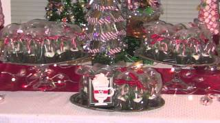 My Christmas Cookie Exchange Table 2012 {tour}