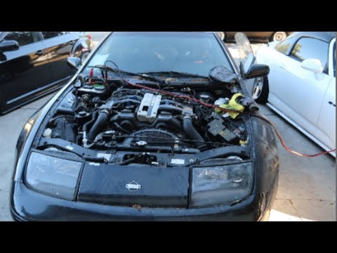 Solution to 300ZX?!