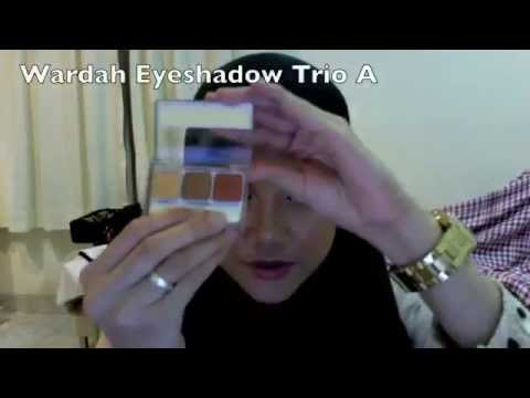 Tutorial Make Up With Wardah Cosmetic 2018/2019 - YouTube