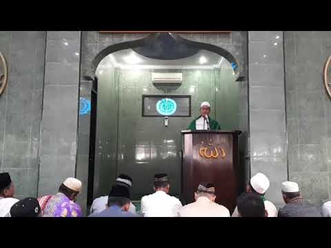 Khutbah Idul Adha - KH Muhammad Nur Hayid