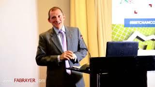 فبراير تيفي | حينما تحدث السفير البريطاني باللغة العربية في حضرة الوزير العلمي