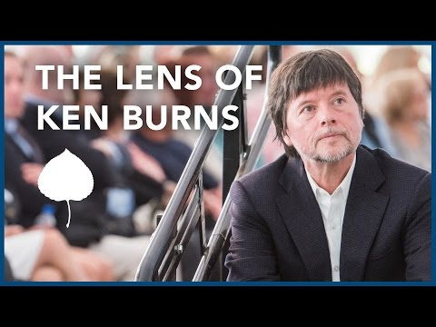 The Lens of Ken Burns: A Conversation on History, Storytelling, and the
