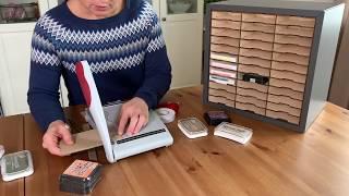 DIY Distanzen für Paperstack Regale