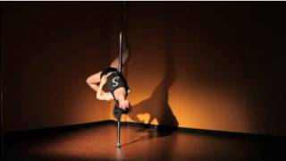 How to Do a Descending Angel Inversion | Pole Dance