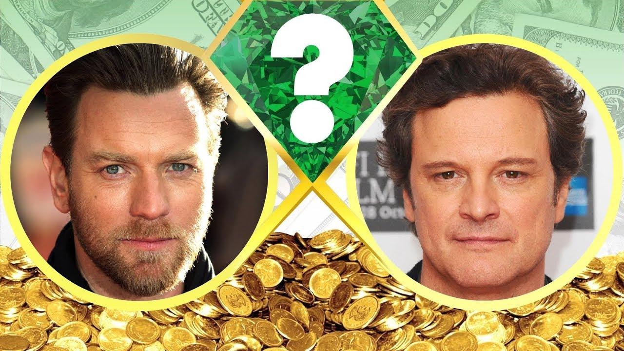 WHO'S RICHER? - Ewan McGregor or Colin Firth? - Net Worth ...