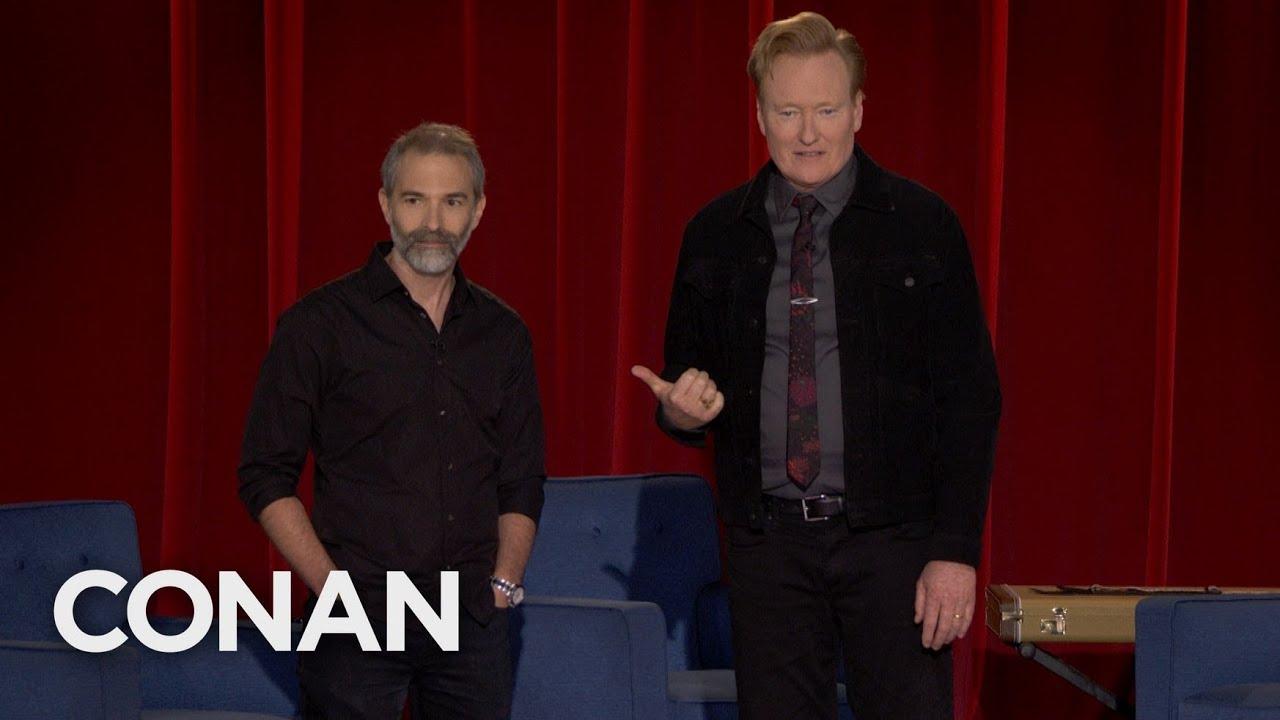 Download Jordan Schlansky's Final CONAN Appearance - CONAN on TBS