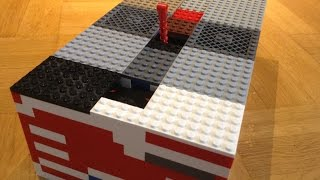 mr.Lego Builders vs Lego® EV3 machine (LuuMa)