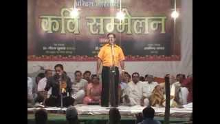 Stand Up comedian Deepak Gupta || Hasya Kavi Sammelan Saranpur || Hasya Kavi